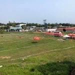 The Biggest Race Track this race season of the Honda Ride Red, Davao Race!   LDL…