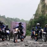 Yamaha SEROW 250 Golden Trail, Mt. Pinatubo Experience.  Media Trail Ride.  Than…