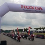 About to start in a few minutes….  #HondaAsianJourney   #HAJchampiontour   #In…