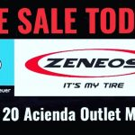 Get your ZENEOS TIRES today at Acienda Outlet Mall in Silang Cavite!  #superseri…
