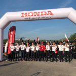 An Epic show of Force for Honda here at Sepang Malaysia.  Honda Asian Journey 20…
