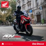 An icon of urban adventure. This is The ALL-NEW Honda ADV150.   #HondaADV150   #…