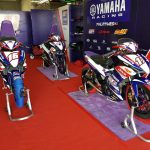 Go Team Yamaha Philippines UMA Racing. Race 1 happening later after lunch… So …