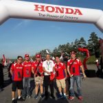 Honda Asian Journey 2019  With Honda Philippines Inc., President  Mr. Susumu Mit…