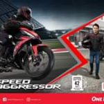 Honda Supra GTR 150. Ride the momentum. Feel the exhilaration with Honda's Speed…