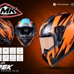 [NEW!] SMK Stellar Trek Helmet #ComingSoon!   Ride with the protection, comfort,…