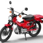 IF this Little Trail Bike from Honda Could come to Life, would you get one?  Hon…
