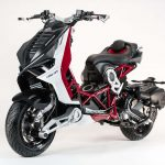 IS this the Scooter you really want?  The new Italjet Dragster comes in 125cc, 1…