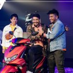 YAMAHA WENT TOTALY RAD!  Yamaha Media Night and Launching of the Yamaha Mio Grav…
