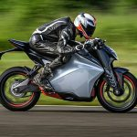 A Connected Electric Motorcycle  The Ultraviolette F77 from India has been offic…