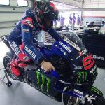 Jorge Lorenzo reunited with Yamaha!