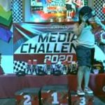 The Racing Line Arena Media Challenge 2020