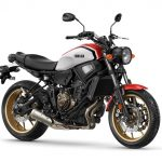 Would you like to have A Yamaha XSR 300  Yamaha's XSR line of bikes has two mode…