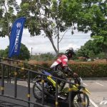 Suzuki Raider J Test Ride Camp Davao City