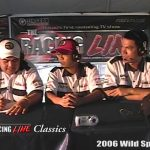 The Racing Line Classics – 2006 Wild Sprints