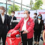 Honda and Philippine Red Cross, alleviating the Lives of Filipinos during this p…
