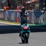Undefeated: Quartararo bolts to victory ahead of Viñales and Rossi  The Frenchma…