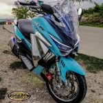 Yamaha NMAX 155 modified   By: @khenjhunworks