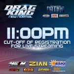 11:PM CUT OFF LIVE STREAM REGISTRATION  WALA NA PO TATANGGAPIN AFTER 11PM  CLICK…