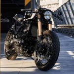 BMW K100 Cafe Racer   By DIXER PARTS