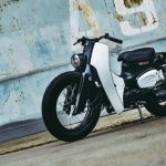 HONDA SUPER CUB MODIFIED  BIKE EXIF