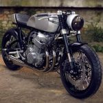 Honda CB750 Modified   Messner Moto
