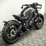 Yamaha XSR 155 Modified