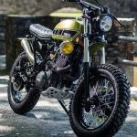 Yamaha XT600 modified  Bold Motorcycles