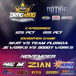 ARE YOU READY FOR THE THIRD RACE!?   DRAG KING NEW NORMAL – THE THIRD RACE!   PO…