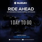 What will Suzuki Philippines be launching tomorrow?  Find it out 7:00pm